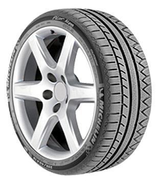 Pilot Alpin PA3 Tires